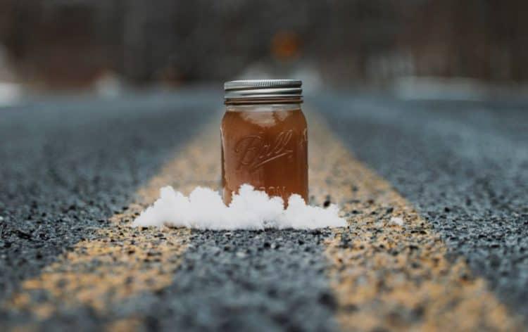 does-honey-freeze